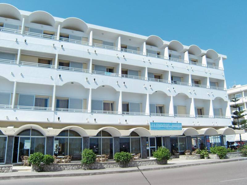 Hotel Zephyros - Kos stad - Kos